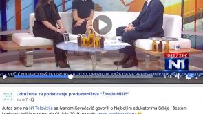 Press Archive - Živojin Mišić